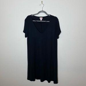 NWOT Mossimo black dress size large